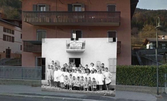 Dal 1955 dal vivo al 2011 di Google Street View